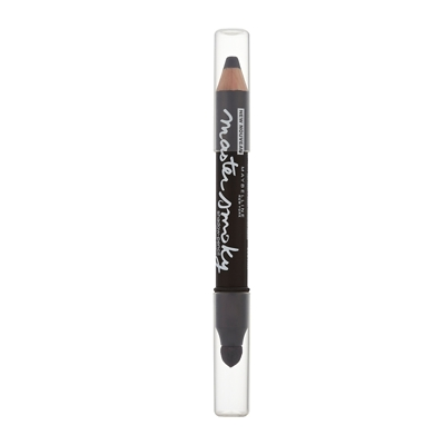 Maybelline New York Master Smoky Shadow Pencil - Smoky Black