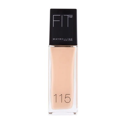 Maybelline New York Fit Me Liquid Foundation SPF 18 30ml