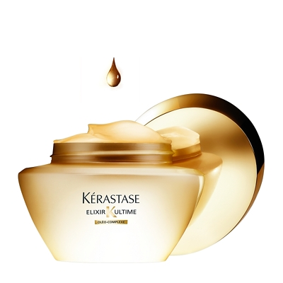 Kérastase ELIXIR ULTIME Beautifying Oil-Enriched Masque 200ml