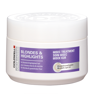 Goldwell DualSenses Blondes & Highlights 60sec Treatment 200ml