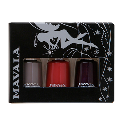 Mavala Chic Trio of Colour