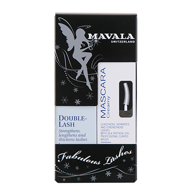 Mavala Fabulous Lashes - Double Lash & Mascara Duo