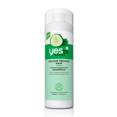 Yes To Cucumbers Color Care Shampoo 500ml