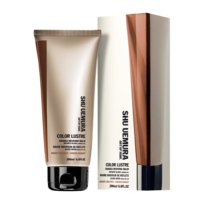 Shu Uemura Art of Hair Color Lustre Radiant Chestnut 200ml