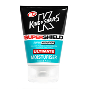 King of Shaves Super Skin Face Moisturiser 100ml