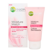 Garnier Moisture Match Ultra Hydrating - Goodbye Dry 50ml