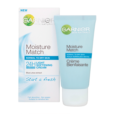 Garnier Moisture Match Hydrating - Start A Fresh 50ml