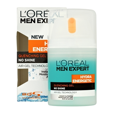 L'Oréal Paris Men Expert Hydra Energetic Quenching Gel 50ml