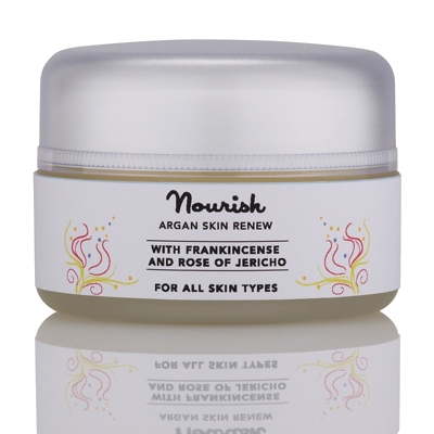 Nourish Argan Skin Renew 50ml
