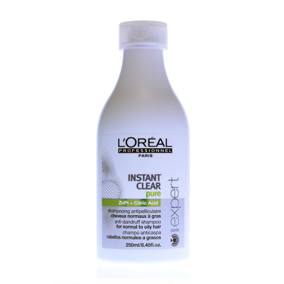 L'Oréal Professionnel Serie Expert Instant Clear Purifying Anti-Dandruff Shampoo 250ml