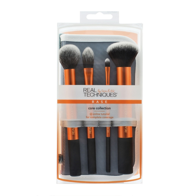 Real Techniques Make-up-Pinsel-Set Basic