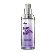 bliss firm, baby, firm - dual action volumizing serum 30ml