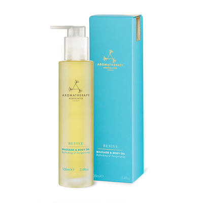 Aromatherapy Associates Revive Massage & Body Oil 100ml