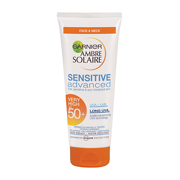 Garnier Ambre Solaire Face Cream Sensitive Advanced Protect SPF50+ 50ml