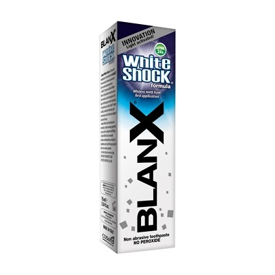 Blanx White Shock Toothpaste 75ml
