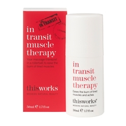 this works In Transit Muscle Therapy 50ml