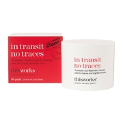 this works In Transit No Traces 60 Pads