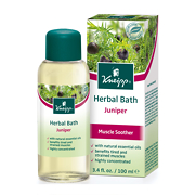 Kneipp Juniper Muscle Soother Herbal Bath 100ml
