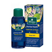 Kneipp Valerian & Hops Deep Sleep Herbal Bath 100ml