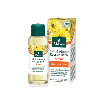 Kneipp Arnica Joint & Muscle Rescue Herbal Bath 100ml
