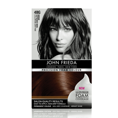 John Frieda Precision Foam Colour Brilliant Brunette