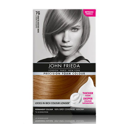 John Frieda Precision Foam Colour Sheer Blonde