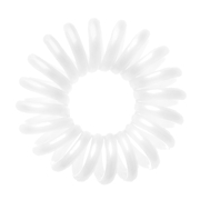 Invisibobble Traceless Hair Ring x3 - Innocent White