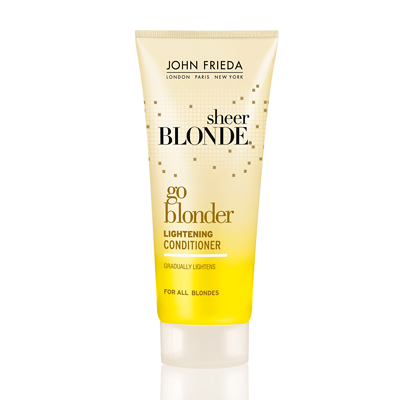 John Frieda Sheer Blonde Go Blonder Lightening Conditioner 50ml