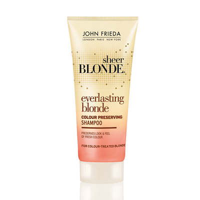 John Frieda Sheer Blonde Everlasting Blonde Shampoo 50ml