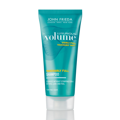 John Frieda Luxurious Volume Thickening Shampoo 50ml