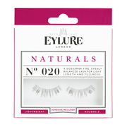 Eylure Naturalite Strip Eyelashes No. 020 (Natural Volume)