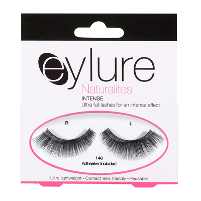 Eylure Naturalite Strip Eyelashes No. 140 (Intense Lashes)