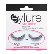 Eylure Naturalite Strip Eyelashes No. 100 (Super Full)