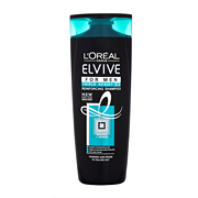 L'Oréal Paris Elvive For Men Triple Resist Reinforcing Shampoo 400ml