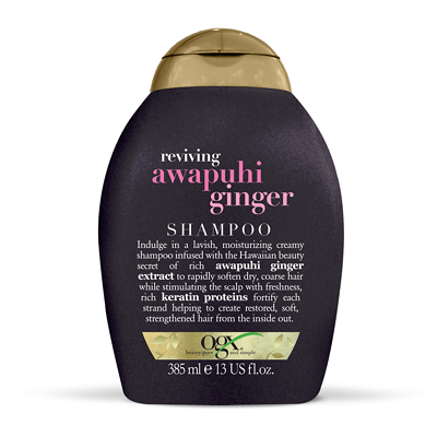 OGX® Reviving Awapuhi Ginger Shampoo 385ml