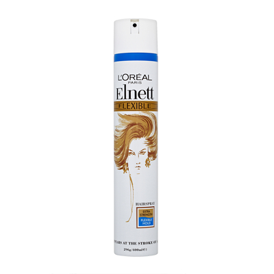 L'Oréal Paris Elnett Flexible Hairspray Hold Extra Strength 400ml
