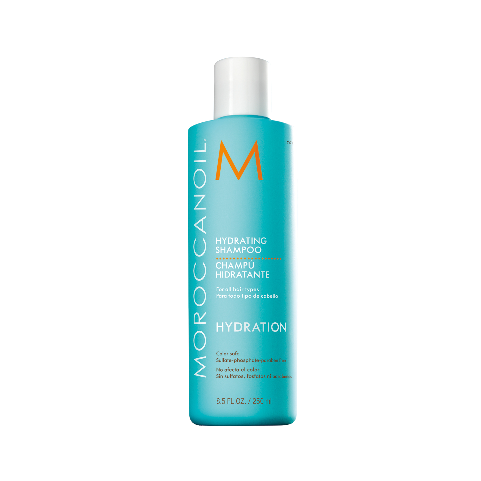 Shampoos with moroccan oil