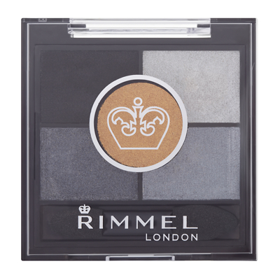 Rimmel Glam'Eyes HD 5 Colour Eye Shadow 3.8g