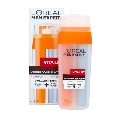 L'Oréal Paris Men Expert Vita Lift Double Action Re-Tautening Moisturiser 30ml