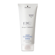 Schwarzkopf Professional BC Bonacure Scalptherapy Deep Cleansing Shampoo 200ml