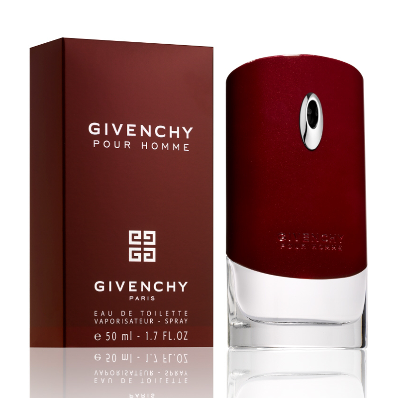 givenchy pour homme eau de toilette spray 50ml feelunique