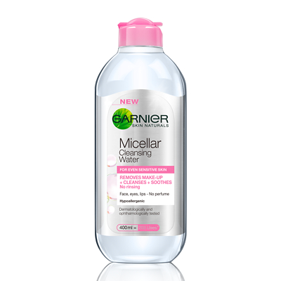 Garnier Cleansing Micellar Water 400ml