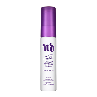 Urban Decay All Nighter Makeup Setting Spray Travel Size 30ml