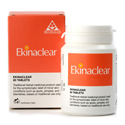 Bio-Health Ekinaclear for Skin Blemishes 60 Tablets