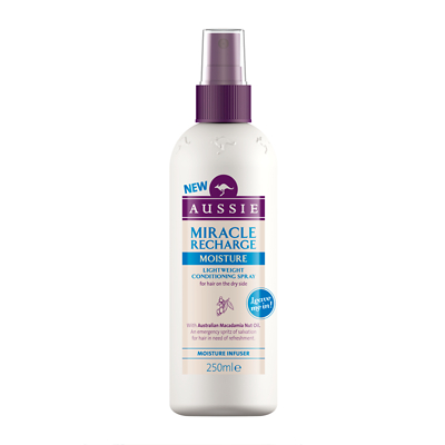 Aussie Miracle Recharge Moisture Leave-in Conditioner 250ml