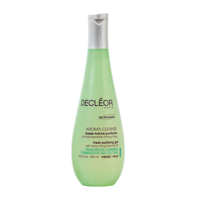 DECLÉOR Aroma Cleanse Fresh Purifying Gel with Ylang Ylang Essential Oil Special Edition 400ml