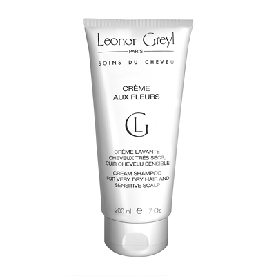 Leonor Greyl Crème aux Fleurs Beauty and Protection Conditioning Cleansing Cream for Dry & Color-Damaged Hair 200ml