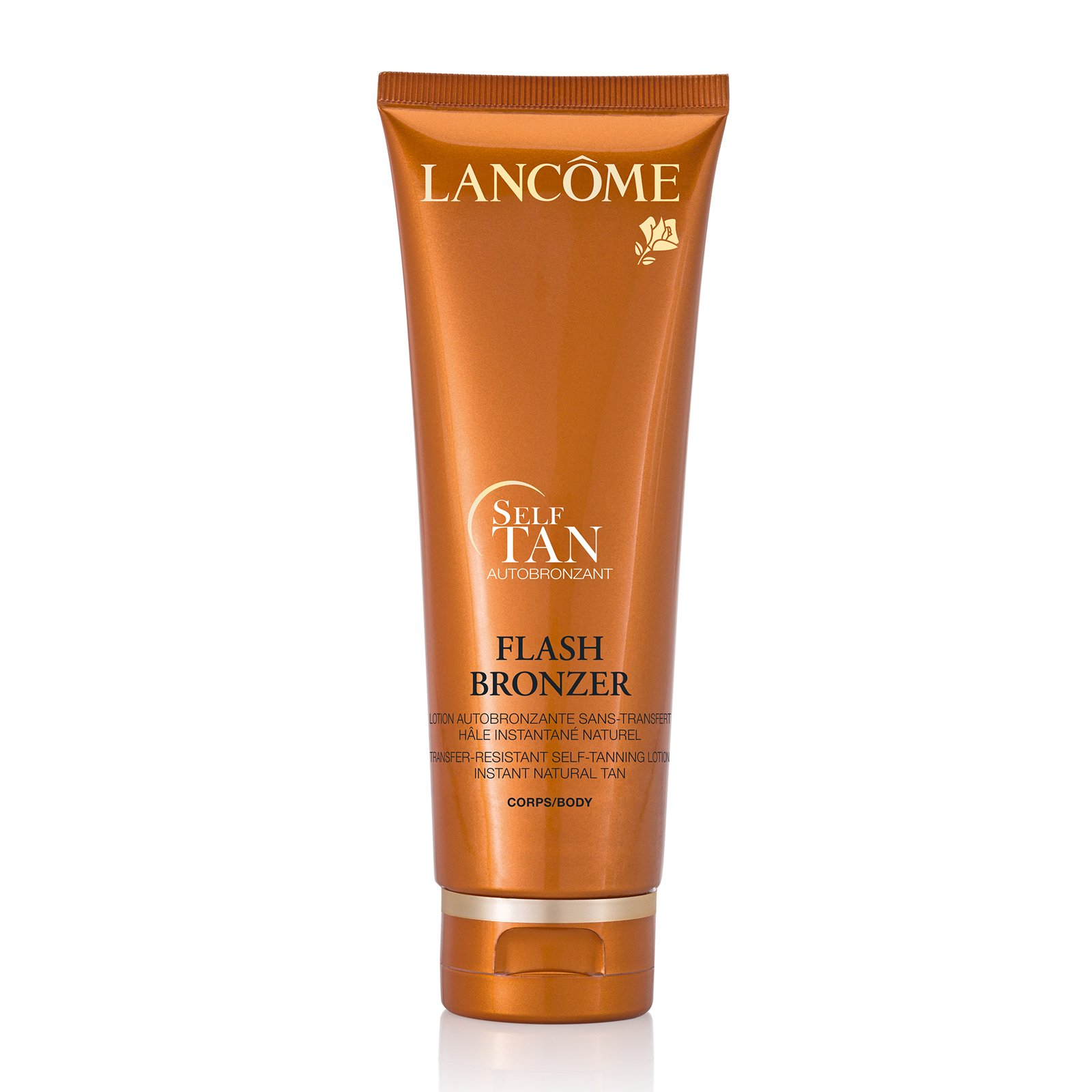 Lancme flash bronzer transfer resistant body self tanning lotion lancme flash bronzer transfer resistant body self tanning lotion 125ml feelunique ccuart Gallery