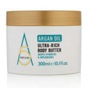 Argan+ Ultra-Rich Body Butter 300ml