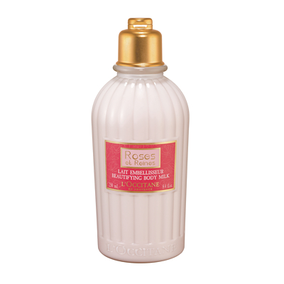 L'Occitane Rose Et Reines Body Milk 250ml